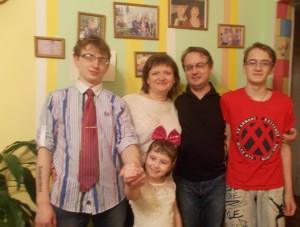 Семья Сказочницы