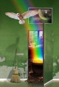 дверь к себе