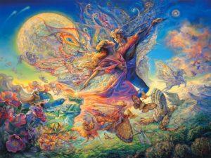 волшебный мир